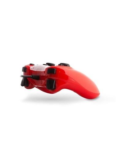 Snopy Sg-300 Pc Kırmızı Usb 1.8M Kablo Joypad Renkli